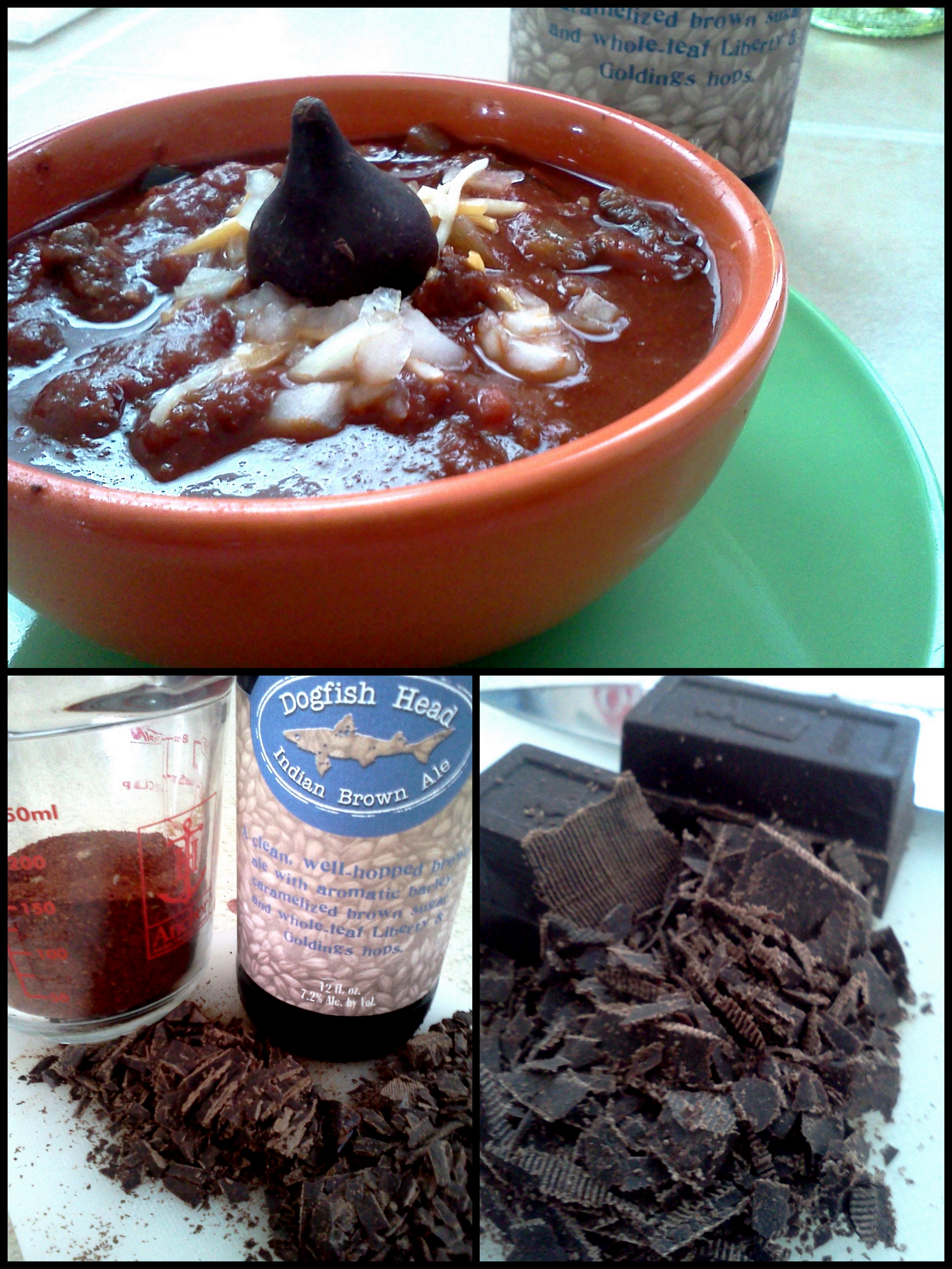 The Best Chili Recipe: Beer Bacon Chocolate Chili | Eat.Live.Blog