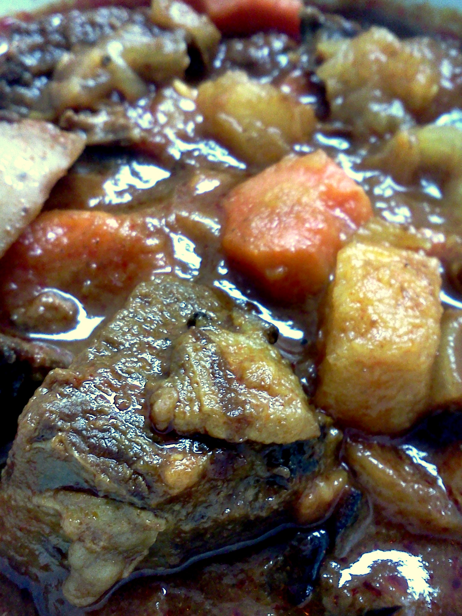 Recipe Tomato Bredie Or South African Style Beef Stew Eat Live Blog