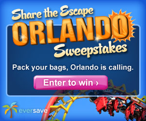 Contest! Win an Orlando Vacation!