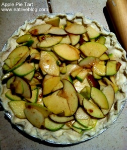 Apple Pie Tart Recipe