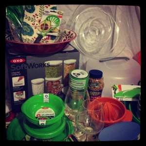 Plastic Kitchen Supplies