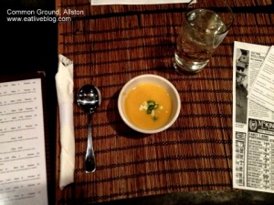 Common Ground Allston Boston Gastropub food menu